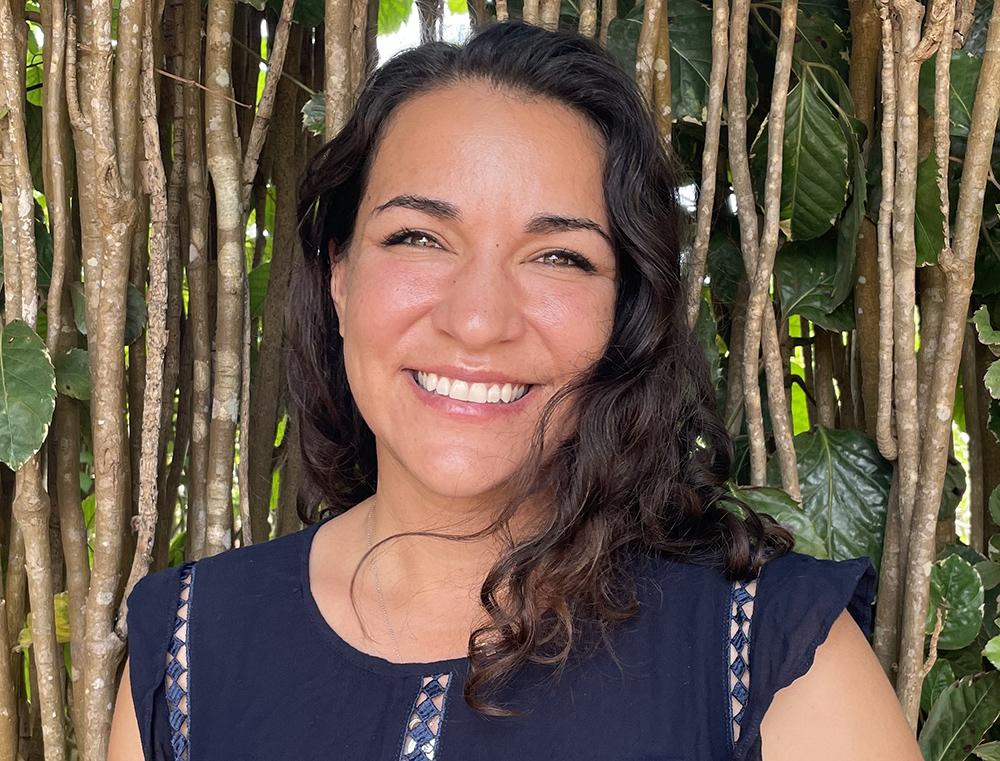 Angelita De la Luz, the Director of Applied Research and Operations at Beeflow