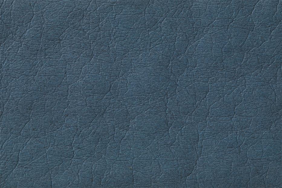 Piñatex blue material