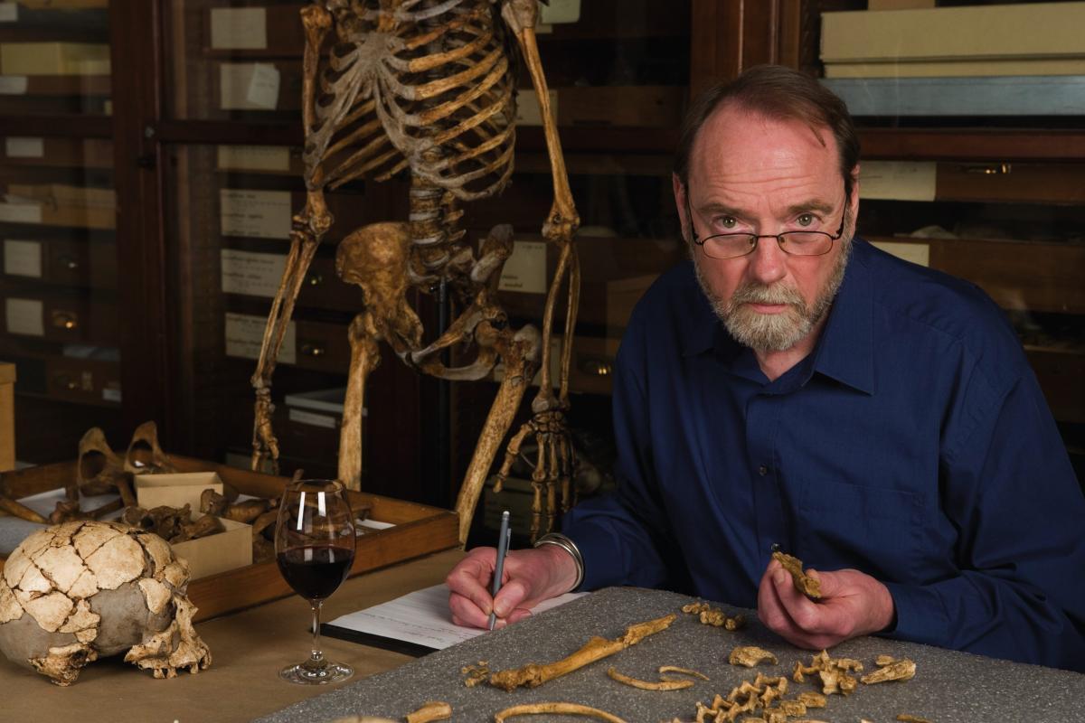 Dr Ian Tattersall