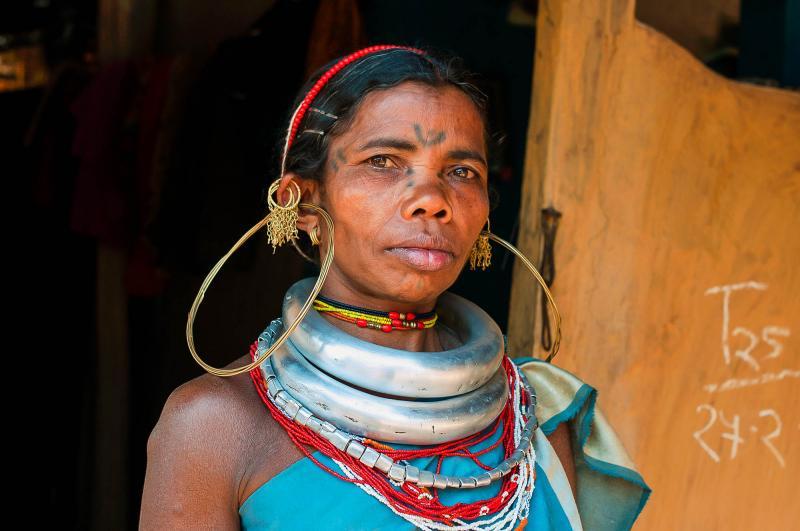 Gadaba woman The Lovepost