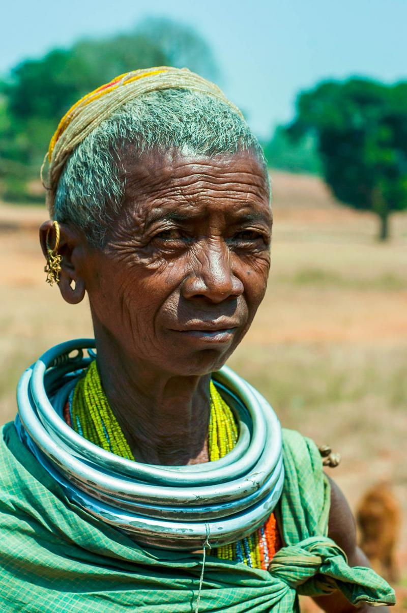 Bonda woman