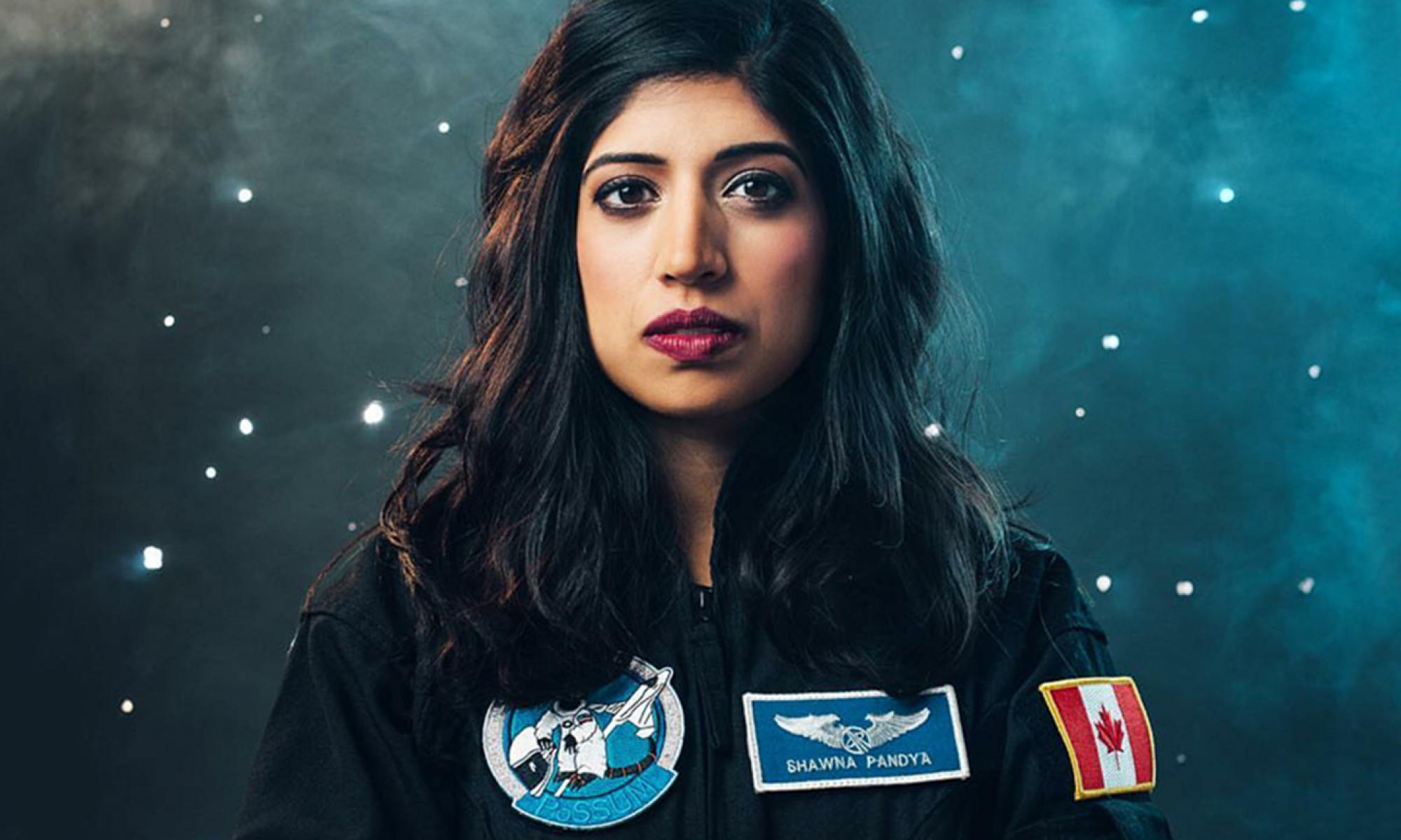 Astronaut candidate Shawna Pandya
